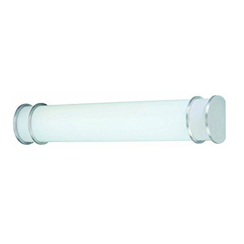 Thomas Lighting TT0005217 Parallel Led Wall Fixture, Brushed Nickel