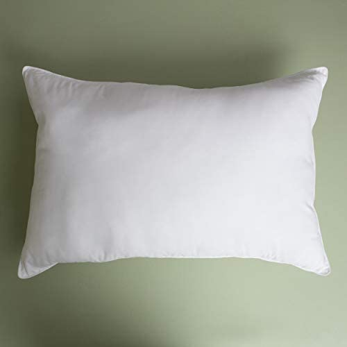 Luxury Dacron Comforel Down-Like Density Pillow Set of 2 , King, 33oz
