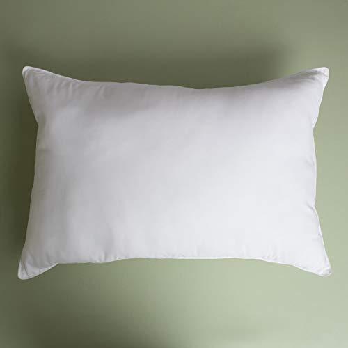 Luxury Dacron Comforel Down-Like Density Pillow (Set of 2), King, 33oz