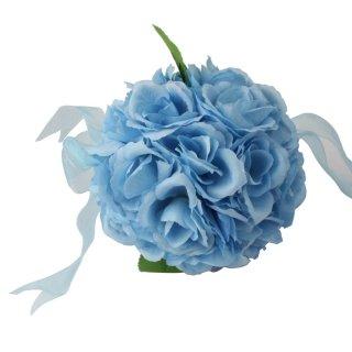 New Xenia 12 Cm Mariage Decor Romantique Rose Fleur Baiser Boule