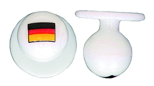 pices wei mit Blanc taille 12 boutons noir couleurs boutons unique pfe diffrentes de Kochkn kochknopf Deutschland de xZqUYOP6