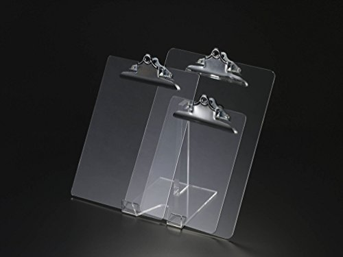 Lucite Clip - Huang Acrylic Lucite 8.5