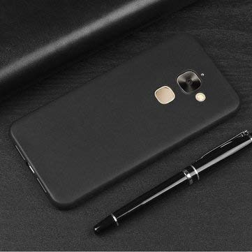 SumoTik Ultra-Thin Matte Soft TPU Protective Case For Le 2 / Le 2 Pro/Le S3 - Cases & Leather LeEco Cases Covers - (Black) - 1 x USB Hand Dynamo Charger with Light