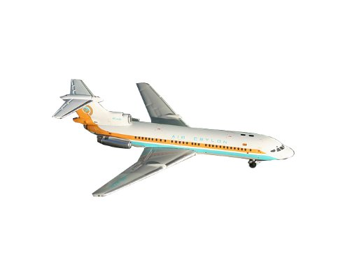 Scale Airplane Replica (Gemini Jets Air Ceylon Trident 1E 1:400 Scale)