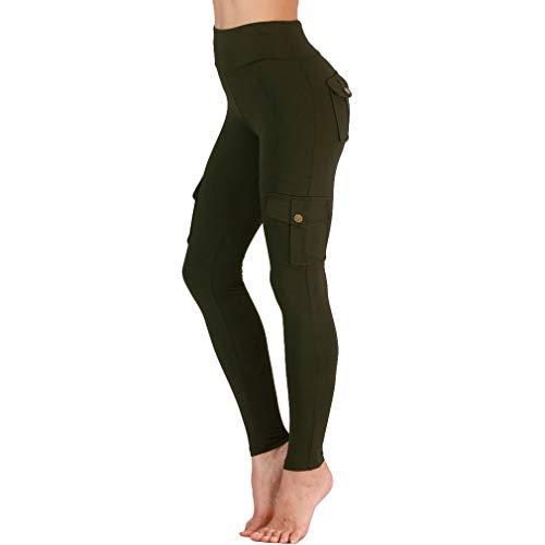 lastique Pantalon S lgant de 1 Crayon XL Femme Vert Taille Solide Pantalon Push Vert Pantalons Leggings Slim Mode Casual Up Hip Noir Couleur q8wHpa