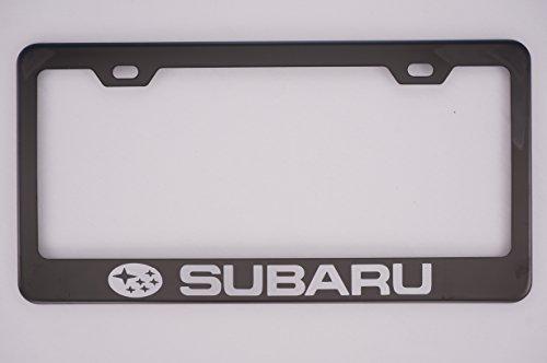 license plate frame brz - 3
