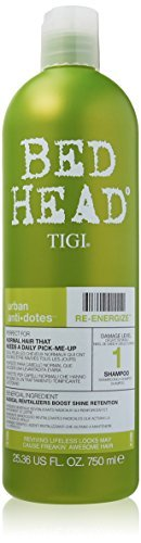Price comparison product image Tigi Bed Head Urban Antidotes Re-Energize Shampoo,  25.36 Ounce