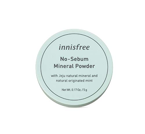 - Innisfree No Sebum Mineral Powder 5g 0.17oz