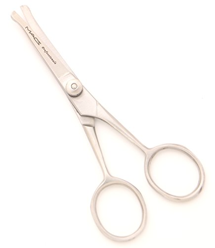 Price comparison product image MACS PROFESSIONAL,Beard & Mustache Scissors With Adjustable Nob,Precise Facial Hair Trimming - Sharpness and Stainless Steel Give These Scissors Durability That Will Last, -60105