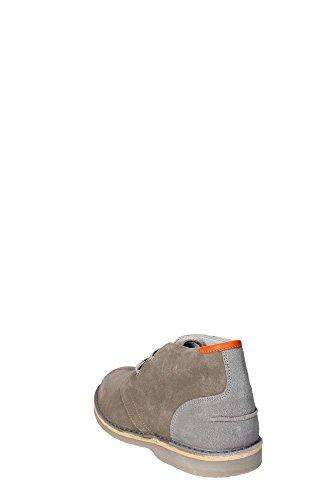 Docksteps dse102911 safari low 1142 camoscio-pelle sabbia-grigio