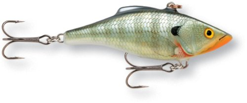 Rapala Rattlin 05 Fishing lure (Bluegill, Size- 2) ()