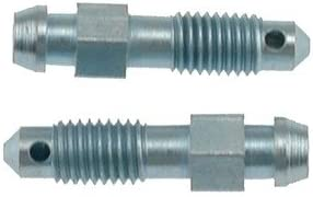 Brake Bleeder Screw Front,Rear Better Brake 9411