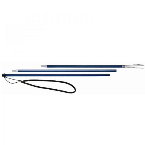 Aluminum 3 Segments Pole Spear for Spearfishing, Outdoor Stuffs