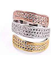 Saga Ring for Women, Size 7