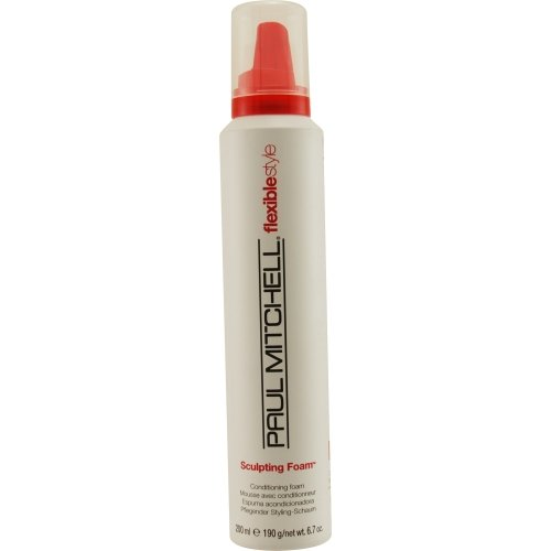 PAUL MITCHELL by Paul Mitchell SCULPTING FOAM STYLE MEDIUM HOLD 6 OZ for UNISEX ---(Package Of 6) by Paul Mitchell