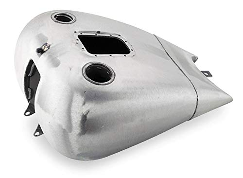 Bikers Choice 2 in. Stretch Gas Tank for Harley Davidson 2001-07 Softail Fuel I