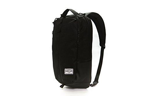 Harvest Label Sling Pack Sport Large Mono Sling Backpack (Black)