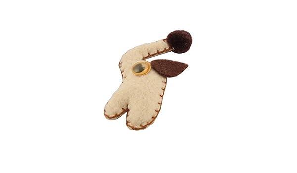 Amazon.com: eDealMax fieltro Ropa Bolsas Elefante Diseño ...