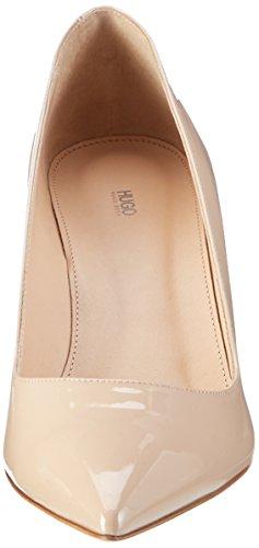 Hugo Hellia-p 10191381 01, Zapatos de Tacón Mujer Beige (Light Beige)