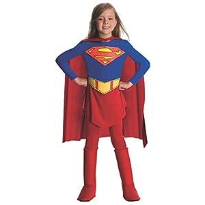 Supergirl Child Costume - Large