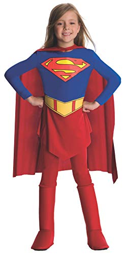 Supergirl Child Costume - Medium -