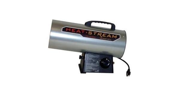 Amazon.com: Calor Stream 40.000 BTU forced-air propano ...