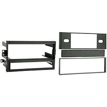 Amazon.com: Metra 99-7578 Nissan Hardbody Quick 2-Shaft to DIN ...