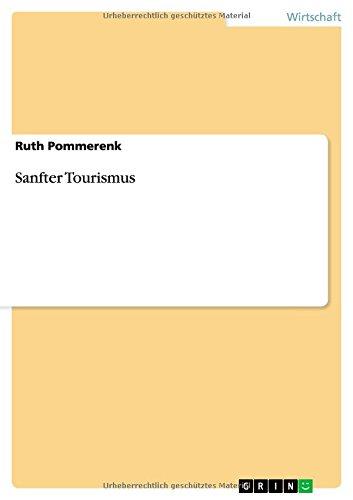 Sanfter Tourismus  [Pommerenk, Ruth] (Tapa Blanda)