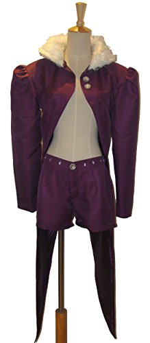 [No Brand Women's cos1390 The Seven Deadly Sins Merlin (M)] (Halloween 7 Deadly Sins Costumes)