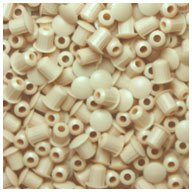 WIDGETCO 3/16'' and 5mm Light Beige Hole Plugs