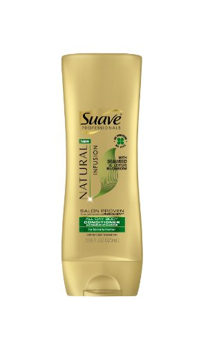 Suave Professionals Conditioner, Natural Infusion Seaweed &