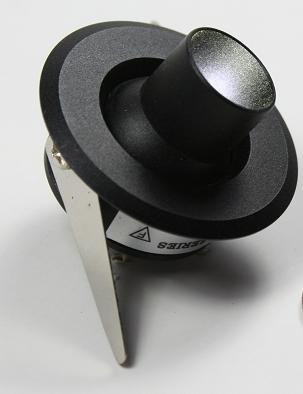 Mini Spotlight EyeBall LED Fixture - White LED Downlight for Auto, Truck, RV, Boat and Aircraft by PilotLights (Image #1)