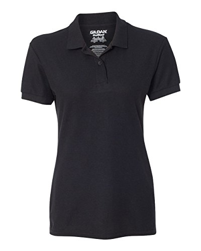 72800L Gildan DryBlend® Women's Double Piqué Polo