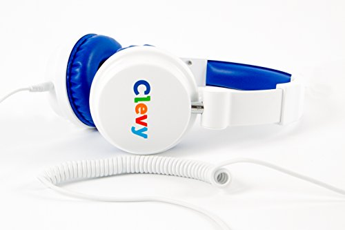 Clevy Kids Headphone - Hearsafe Volume Limiting Ch...