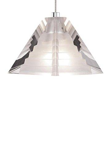 Tech照明700 mopyrfz-pピラミッドペンダントライト器具 700MOPYRFS 1 B001JESSH8 Satin Nickel/700mopyrfs Satin Nickel/700mopyrfs