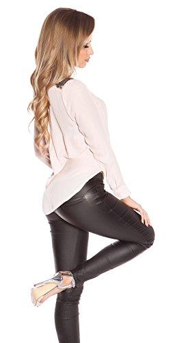 Angies Chemisier Femme Abricot Glamour Fashion vpq4vr