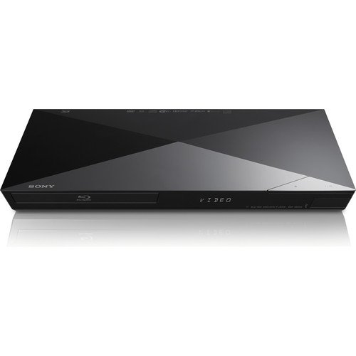 Sony 4K Wi-Fi and 3D Blu-ray Disc Player With Dual Core Processor & Full HD 1080p Resolution, Built-in 2.4 Ghz Sony Super Wi-Fi, DVD Upscaling & 2D to 3D Conversion, Dual USB Slots, Dolby TrueHD & DTS-HD Master Audio, TRILUMINOS Display Technology, IP Noise Reduction Pro, Plus Superior 6ft High Speed Hdmi Cable