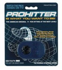 Pro-Hitter Corp 77713-BLUE Prohitter Bat Aid Thumb Guard Adult Blue 144/Ca by Pro-Hitter Corp