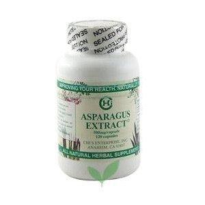 Extrait asperges (120 Caps)