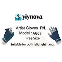 Yiynova Artist Gloves (1 pair package)