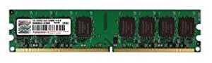 Transcend JM533QLJ-1G 1GB JetRam DDR2 533 DIMM
