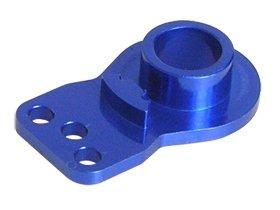 3Racing RC Hobby 3RAC-HTD30/BU Servo Saver Horn-Double Hole- Blue For (Servo Saver Kit)