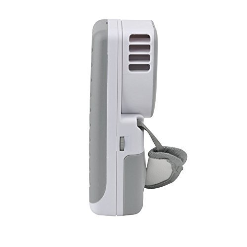 Portable Small Fan Mini-air Conditioner, Runs On Batteries Or USB Cable Summer Fan by Generic (Image #1)