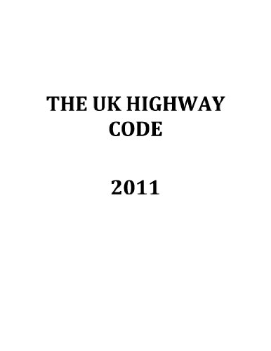 The UK Highway Code 2011