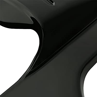 Rear Fender Extension for Harley Touring - Street Glide Rear Fender Extension Kit Filler Fits for Harley 7