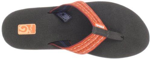 Teva Damen Mush II Flip-Flop Santori Tribal Orange