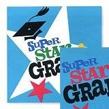 Hallmark GNK3422 Graduation Party Superstar Paper Dinner Napkins (16 count)