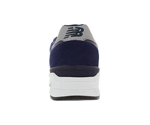 Balance Lifestyle Navy Men's Fashion Sneaker New 597 R1fqwfd