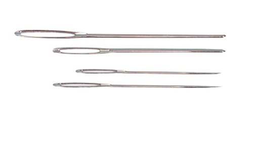 School Specialty 706-124 Chenille Needle, No 14, Sharp Tip, 0.1