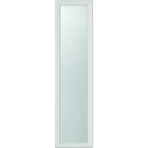 ODL Clear Low-E Door Glass - 10'' x 38'' Frame Kit by ODL